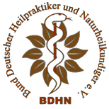BDHN Logo Heilpraktikerin Nürnberg